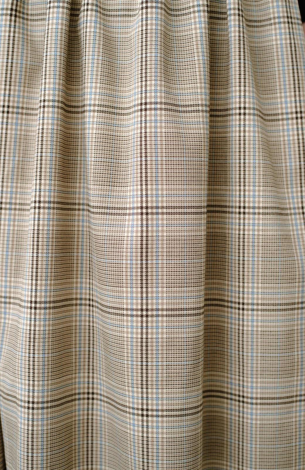haco! Tシャツからニットまで長ーーい季節着られる便利なチェックキャミワンピース <ベージュ系その他>の商品写真7