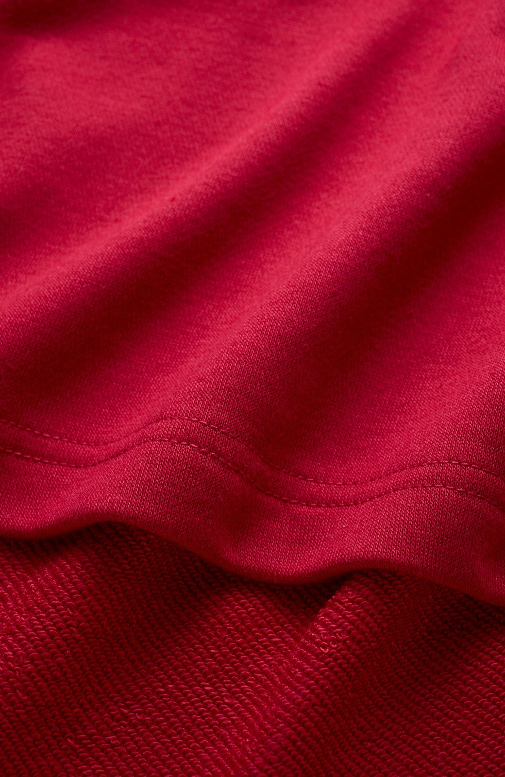 haco! 【洗濯機洗い可】日々に彩りをプラス!おしゃれ度と気分を上げてくれる綺麗色スカート <レッド>の商品写真20