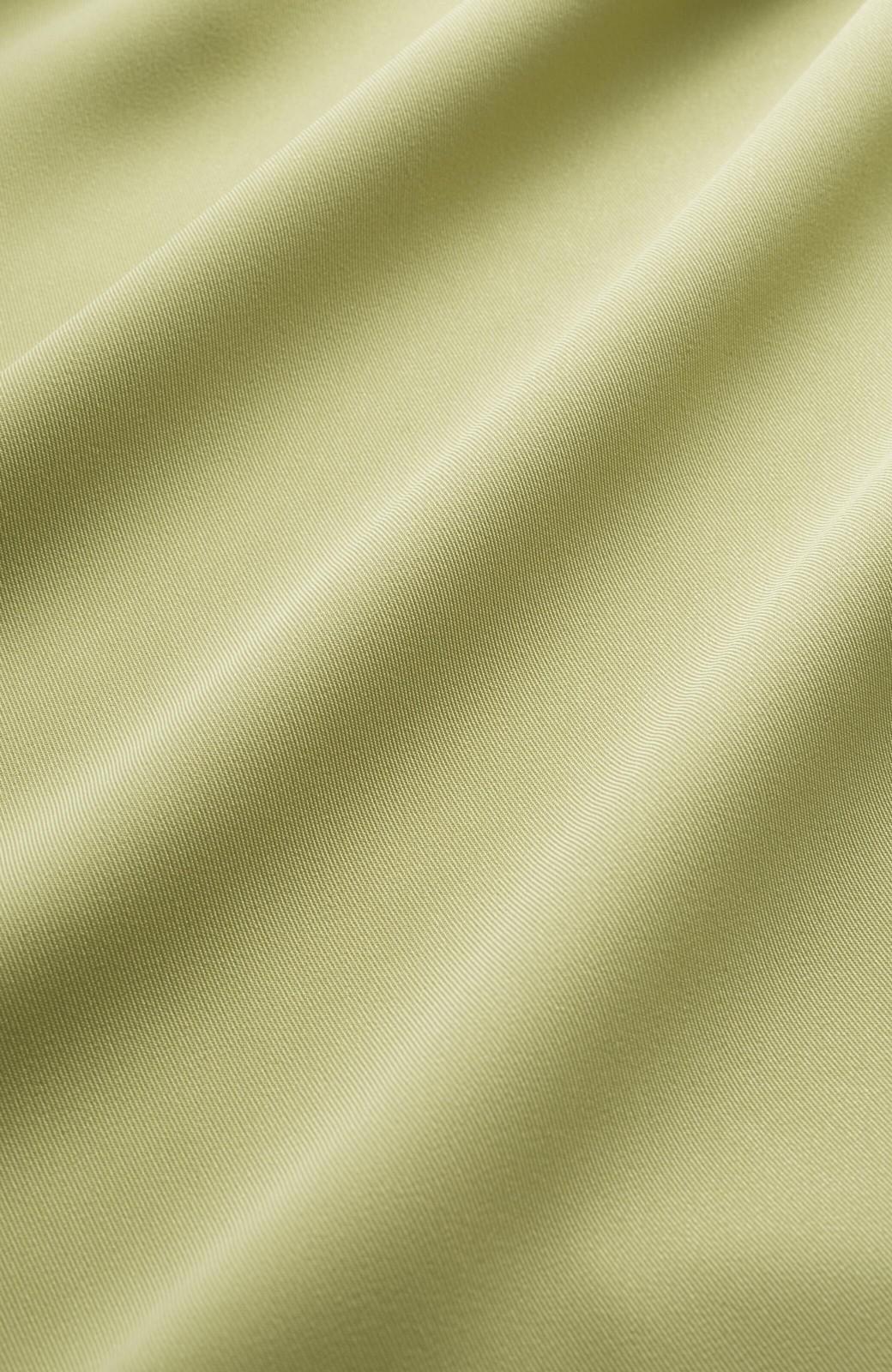 haco! カンタン今っぽ!シワになりにくく羽織りにもなるこなれ見えビッグシャツ <ライトオリーブ>の商品写真13