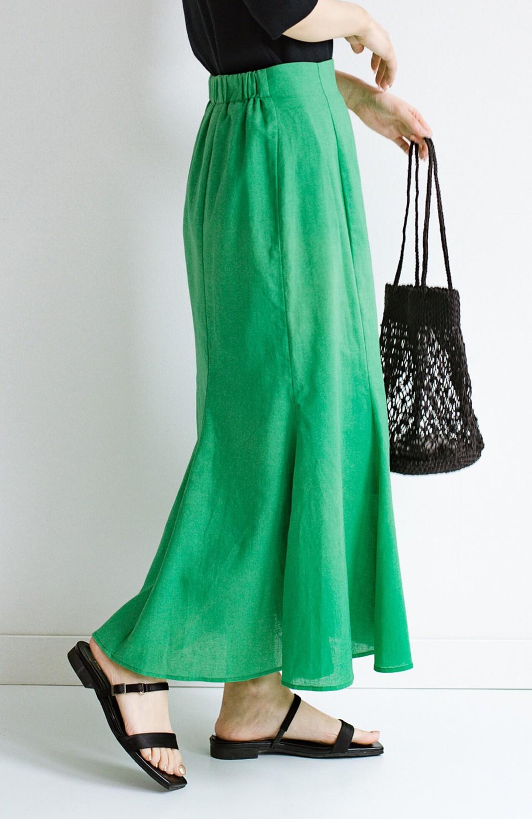 haco! 時間のない朝にもパッと出かけられる!元気が出るきれい色スカートにちょうどいいロゴTシャツを合わせておいた作り置きコーデセット by que made me <その他>の商品写真15