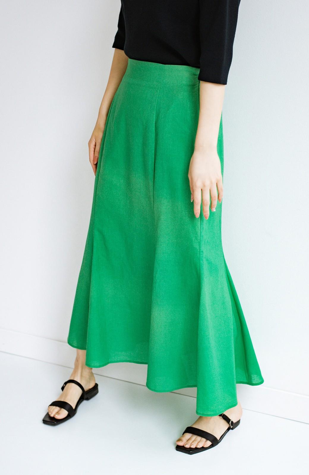 haco! 時間のない朝にもパッと出かけられる!元気が出るきれい色スカートにちょうどいいロゴTシャツを合わせておいた作り置きコーデセット by que made me <その他>の商品写真16