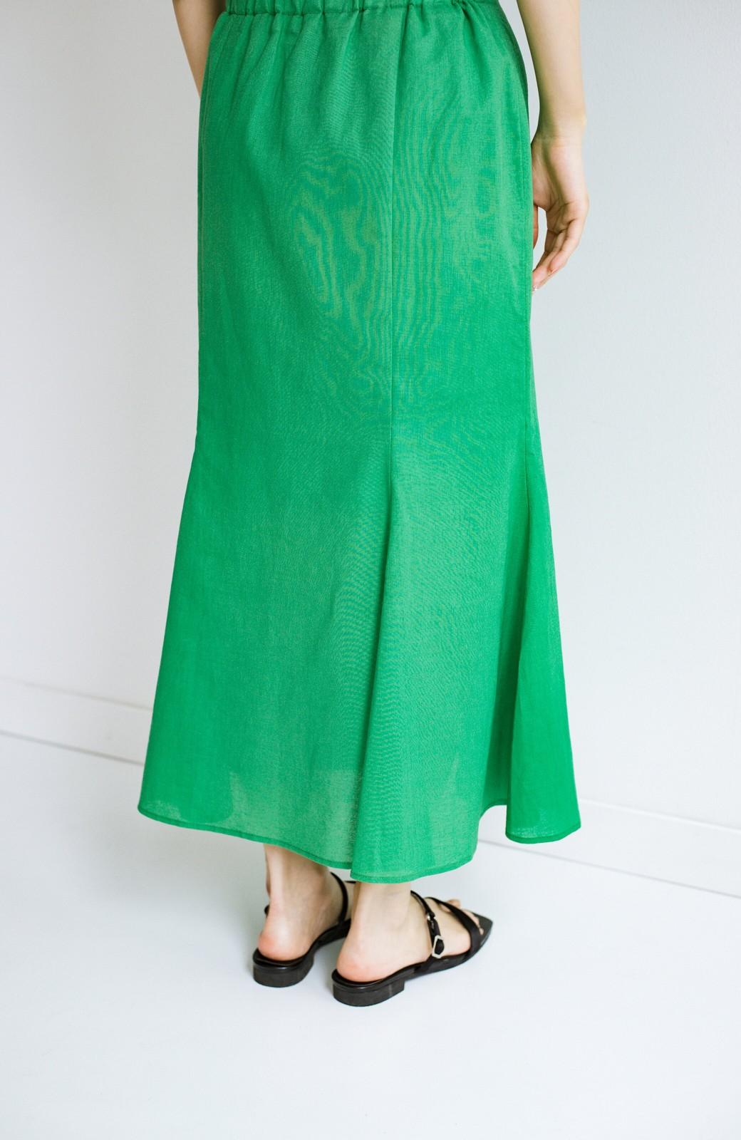 haco! 時間のない朝にもパッと出かけられる!元気が出るきれい色スカートにちょうどいいロゴTシャツを合わせておいた作り置きコーデセット by que made me <その他>の商品写真17