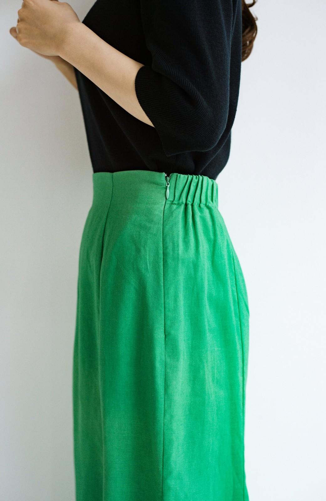 haco! 時間のない朝にもパッと出かけられる!元気が出るきれい色スカートにちょうどいいロゴTシャツを合わせておいた作り置きコーデセット by que made me <その他>の商品写真20