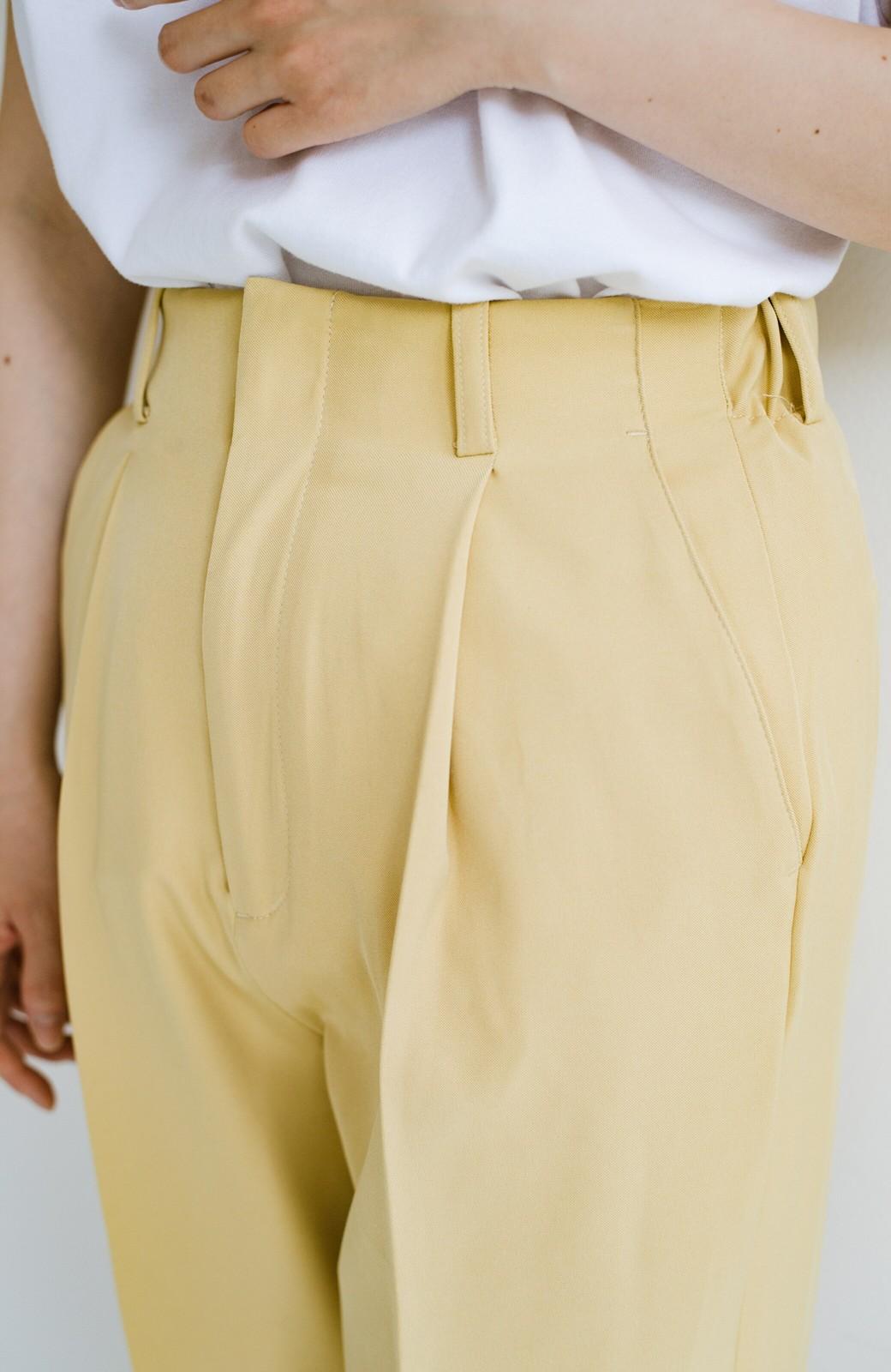haco! 迷った朝はこれ着よう!元気が出るきれい色パンツにちょい袖大人Tシャツを合わせておいた作り置きコーデセット by que made me <その他>の商品写真11