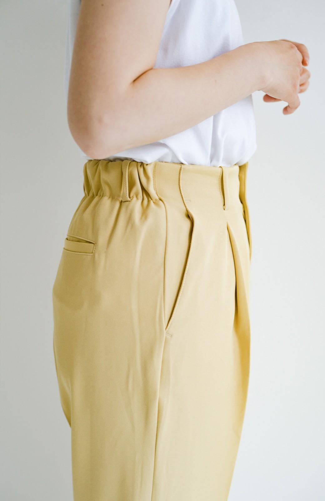 haco! 迷った朝はこれ着よう!元気が出るきれい色パンツにちょい袖大人Tシャツを合わせておいた作り置きコーデセット by que made me <その他>の商品写真12