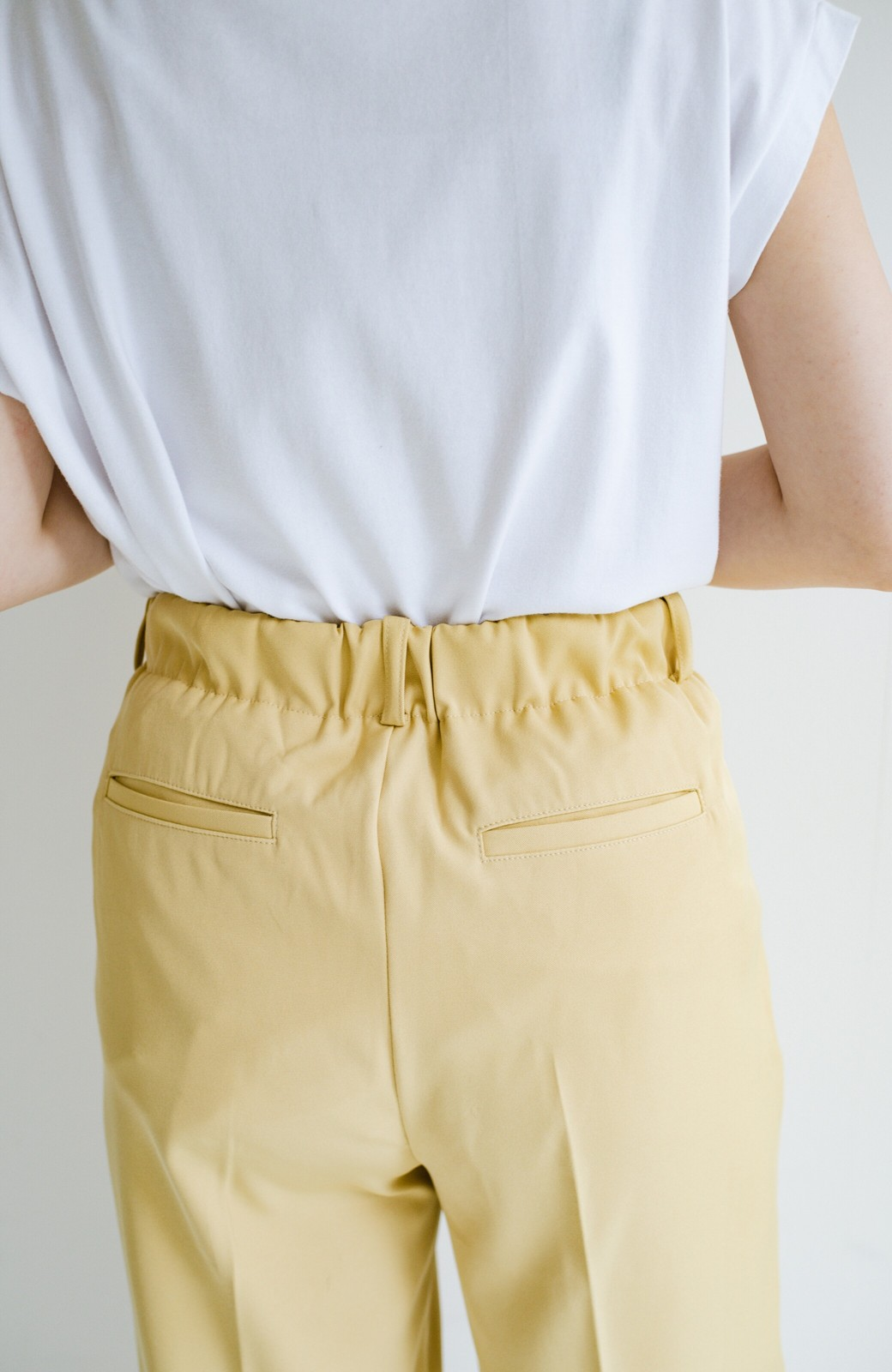 haco! 迷った朝はこれ着よう!元気が出るきれい色パンツにちょい袖大人Tシャツを合わせておいた作り置きコーデセット by que made me <その他>の商品写真13