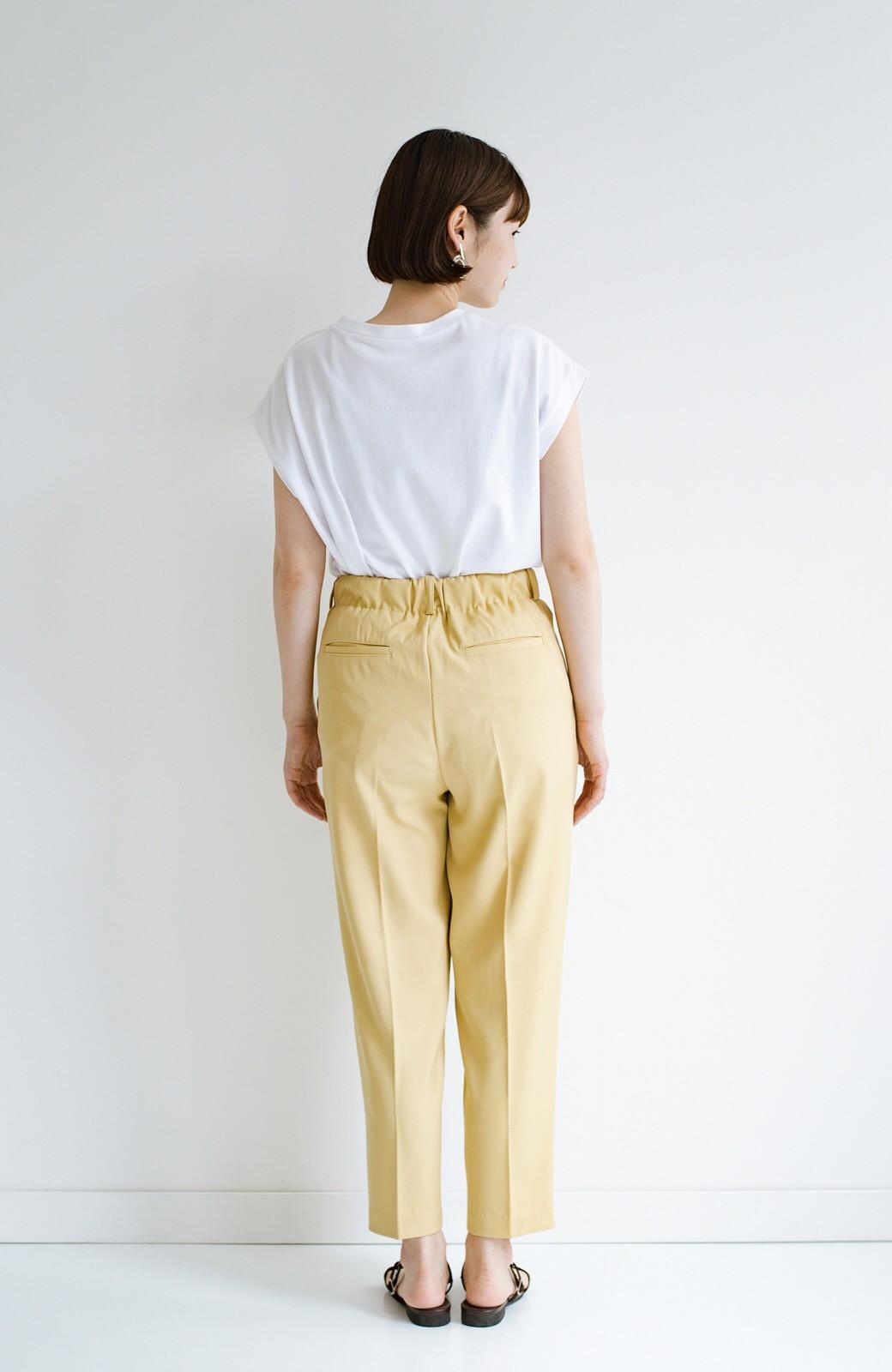 haco! 迷った朝はこれ着よう!元気が出るきれい色パンツにちょい袖大人Tシャツを合わせておいた作り置きコーデセット by que made me <その他>の商品写真7